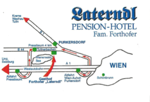 Hotel Pension Laterndl