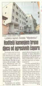 Original Zeitungsartikel